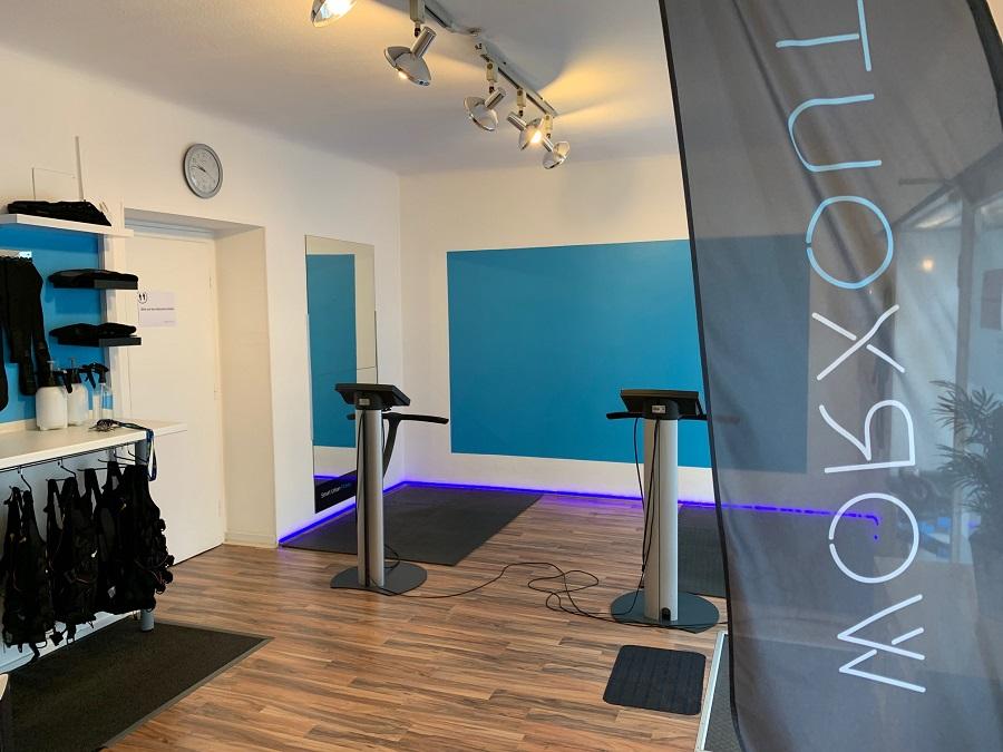 Unser Fitnessstudio 1180 Wien verfügt über moderne EMS Technologien