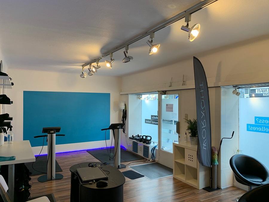 In unserem Fitnessstudio in 1180 Wien kannst du dein EMS Training absolvieren